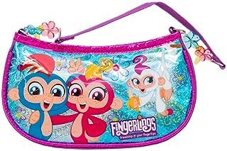 Kids Fingerlings Bag Girls Fingerlings Glitter Accessory