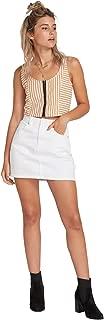 Women's Fix It Mid Rise Mini Skirt