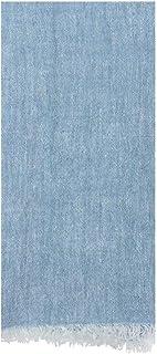 [ラプアンカンクリ]Lapuan Kankurit HALAUS リネンスカーフ 70x200 rainy blue [並行輸入品]
