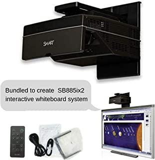 SMART UX80 PROJECTOR 3600 ANSI Lumens Ultra-Short Throw WXGA Projector 3D