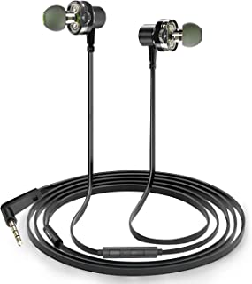 Awei Z1 Wired In-Ear Earphones with Microphone - Black
