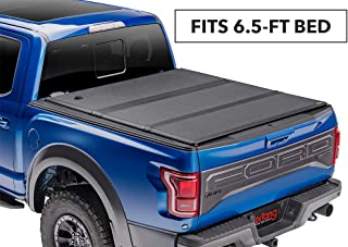 Extang Encore Soft Folding Truck Bed Tonneau Cover   62486   fits Ford Super Duty Short Bed (6 3/4 ft) 2017-18