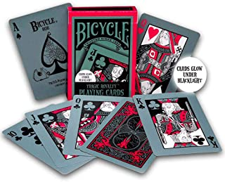 Bicycle Tragic Royalty Playing Cards (2-Pack)