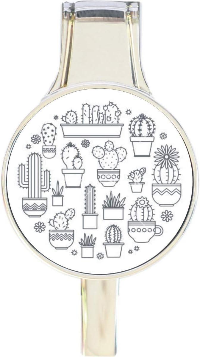 Cactus Plants Pots Everything Purse Quality inspection Hanger Hook Retracta Max 65% OFF Handbag