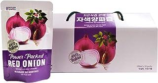 Hamyang Red Onion Extract Juice 100% Organic-Antioxidants/Digestive Health/Blood Sugar/Healthy Heart -자색 양파즙