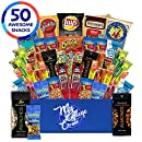 Colombian Snacks Sampler Variety Box - Cookies, Chips ...