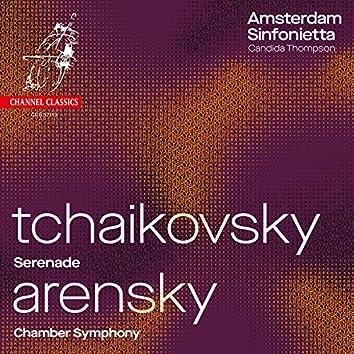 Amsterdam Sinfonietta - Tchaikovsky / Arensky