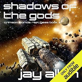 Shadows of the Gods cover art