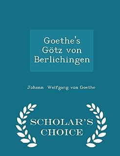 Best goetz von berlichingen Reviews