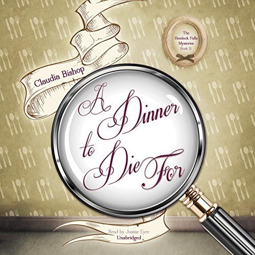 A Dinner to Die For copertina