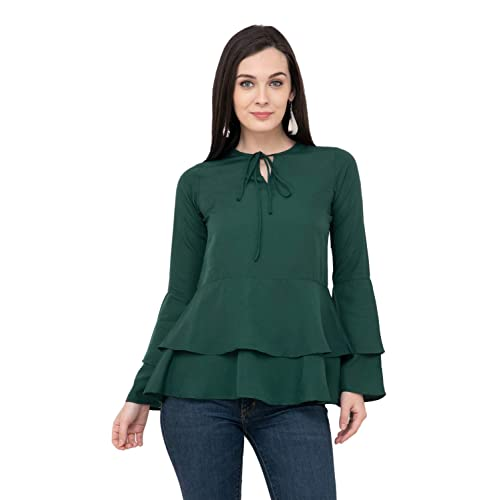 94558ce1a6 Fancy Tops  Buy Fancy Tops Online at Best Prices in India - Amazon.in