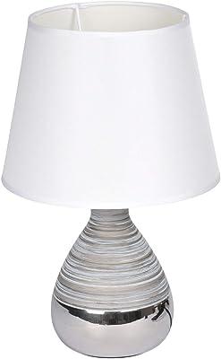 HOMEA Lampada 40 W, Bianco, DIAMETRE20H30CM
