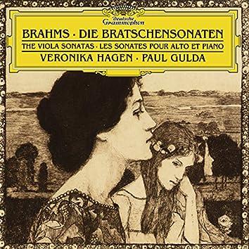 Brahms: Sonatas For Clarinet And Piano, Op.120 No.1 & 2; Gestillte Sehnsucht, Op.91, No.1; Geistliches Wiegenlied, Op.91, No.2