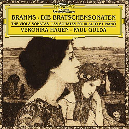 Veronika Hagen, Paul Gulda & Iris Vermillion
