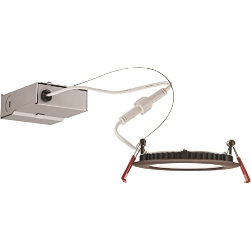 Lithonia Lighting WF3 LED 30K ORB M6 8W Ultra Thin 3
