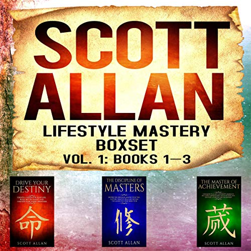 Lifestyle Mastery Boxset audiobook cover art