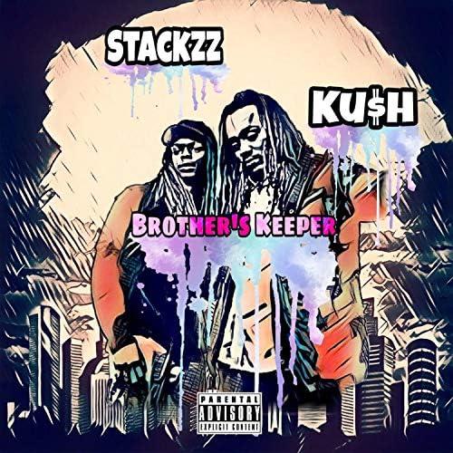 Ku$h Luciano & 870 Stackzz