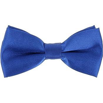 cravateSlim Noeud Papillon Bleu marine Homme Soir/ée Noeud Papillon Mariage