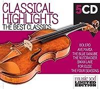 Classical Highlights (Coffret 5 CD)