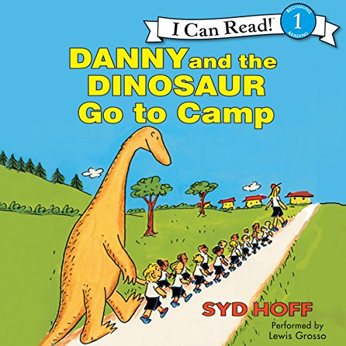 Danny and the Dinosaur Go to Camp Titelbild