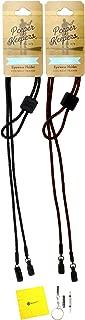 Eyeglasses Holder Strap| Real Braided Leather| Glasses Strap