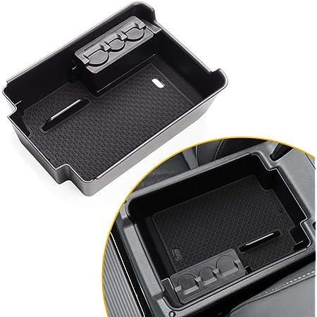 Für V W Passat Aufbewahrungsbox Organizer Armlehne Mittelkonsole Handschuhfach Mit Rutschhemmender Matte Innen Auto Zubehör Auto
