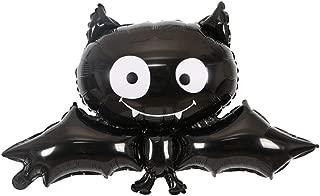 ZIYAN Black Vampire Bats Halloween Foil Balloon Reusable Party Supplies Balloons Home Party Bar Decoration Children Gifts