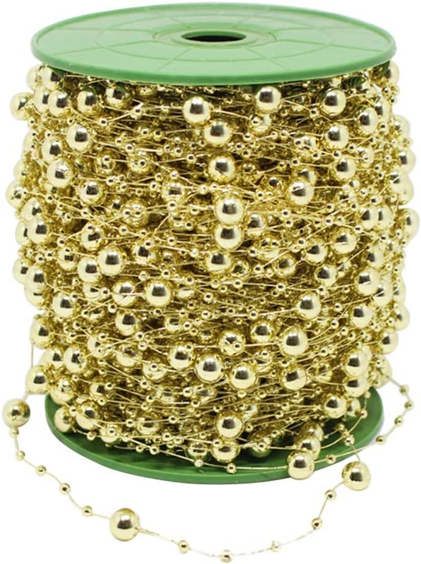 famous Al sold out. Healifty Electroplated Bead Chain Home Party Decoration Fe Light