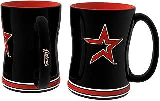 Houston Astros Sculpted Coffee Mug