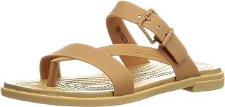 crocs Women's Tulum Toe Post W Fashion Sandal