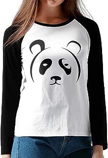 Women's The Pandas Friend O-Neck Raglan T-shirt