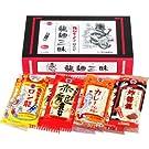 4種各5入 龍麺三昧20入詰め合わせセット ノンフライ麺