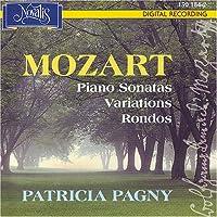 Piano Sonatas Variations Rondos