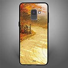 Samsung Galaxy A8 Plus منظر الغابات في الخريف