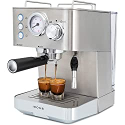 IKOHS Cafetera KAFFETA ESPRESS - Cafetera Espress Semiautomática