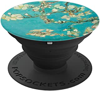 Van Gogh Almond Branches Phone Grip - Van Gogh Art Gift - PopSockets Grip and Stand for Phones and Tablets