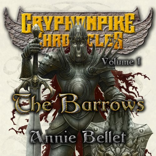 The Barrows audiobook cover art