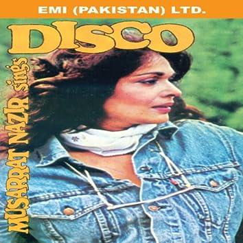 Musarrat Nazir Sings Disco