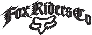 Fox Racing - Fox Sticker - Ornate 8