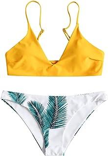 Modestil von 2019 neu billig Original- Suchergebnis auf Amazon.de für: Gelb - Bikinis / Bademode ...