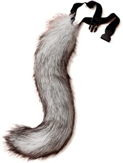 Teen/Adult Faux Fur Tail for Cosplay Halloween Party