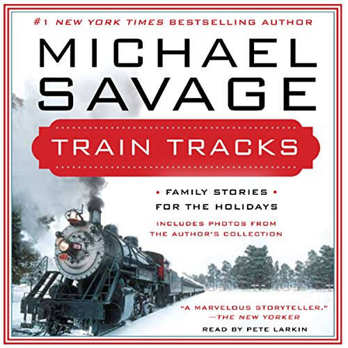 Train Tracks  audiobook cover art