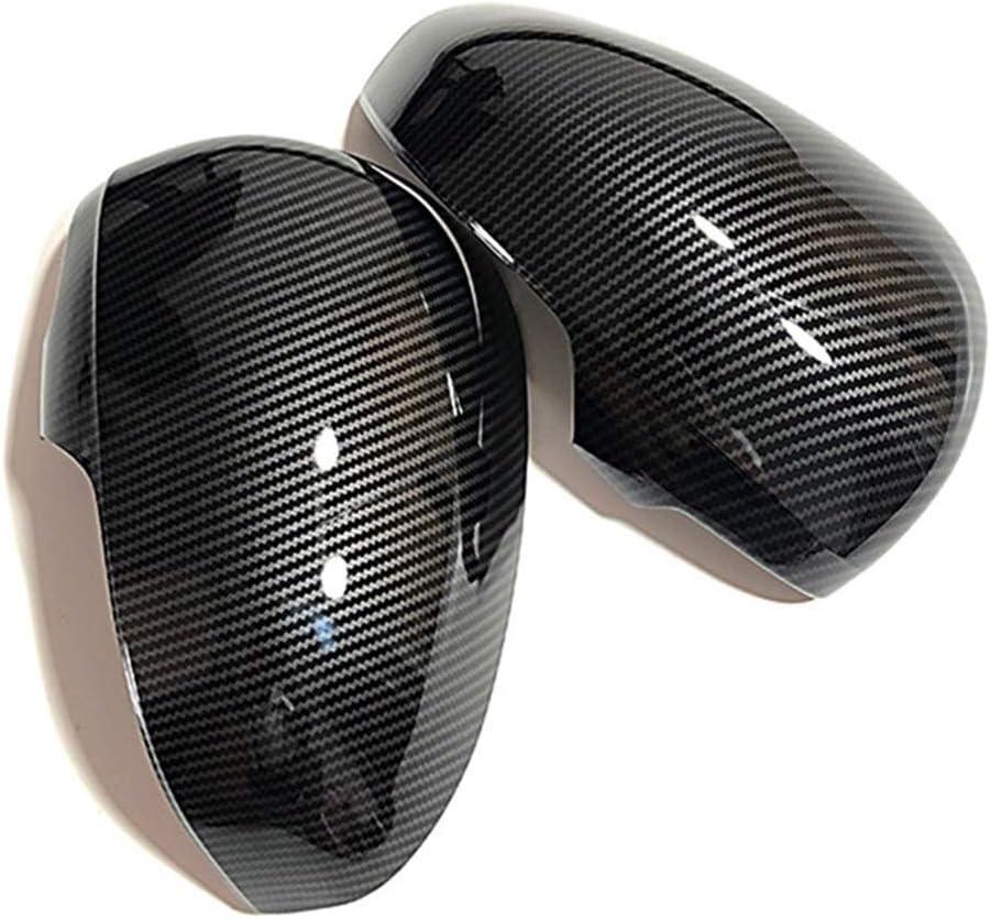 Carbon Fiber Mirror Milwaukee Mall Fit for Toyota Mi REIZ Max 64% OFF Side Mark 2004-2016 X