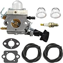 Harbot C1M-S261B Carburetor with Air Fuel Filter Gasket Spark Plug for Stihl SH56 SH56C SH86 SH86C BG86 BG86CE BG86Z BG86CEZ Blower 4241 120 0616