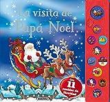 La visita de Papá Noel (Pulsa y canta)
