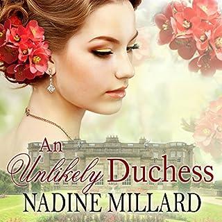 An Unlikely Duchess audiobook cover art