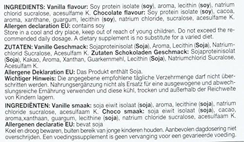 Bodylab24 Soya Protein Isolat Vanille, 1er Pack (1 x 1000g) - 6