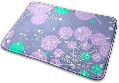 """Dandelions Flowers Doormat Non Slip Indoor/Outdoor Door Mat Floor Mat Home Decor, Entrance Rug Rubber Backing Large 23.6""""(L) x 15.8""""(W)"""