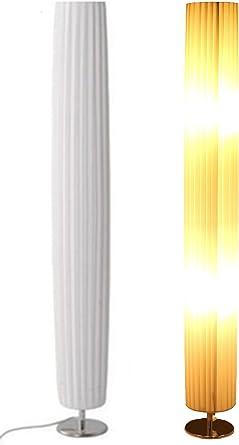 Trango Design Plissee Stehleuchte Tghp 120r Stehlampe Wohnzimmer Lampe Leuchte Standleuchte Nizza In Rund Amazon De Kuche Haushalt