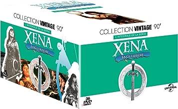 Xena: Warrior Princess (Complete Series) - 36-DVD Box Set ( Xena: Warrior Princess - Vintage 90s Collection (Series 1-6) ) [ NON-USA FORMAT, PAL, Reg.2 Import - France ]
